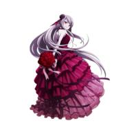 technical:grabber unknown:1girl unknown:Shalltear_Bloodfallen unknown:Solo unknown:back unknown:canine unknown:dress unknown:female_focus unknown:flower unknown:full_body unknown:gloves unknown:gothic_lolita unknown:lolita_fashion unknown:long_hair unknown:official_art unknown:overlord_(maruyama) unknown:pale_skin unknown:red_dress unknown:red_eyes unknown:rose unknown:silver_hair unknown:vampire unknown:wide_dress // 1024x1024 // 628.5KB