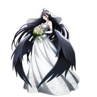 character:albedo technical:grabber unknown:1girl unknown:Solo unknown:black_hair unknown:black_wings unknown:breasts unknown:closed_mouth unknown:demon_girl unknown:full_body unknown:horns unknown:large_breasts unknown:long_hair unknown:official_art unknown:overlord_(maruyama) unknown:wide_dress unknown:wings // 1024x1024 // 752.7KB
