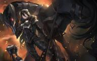 character:albedo copyright:overlord_(maruyama) general:1girl general:armor general:axe general:bird general:black_armor general:black_hair general:eclair_ecleir_eicler general:female general:glowing general:glowing_eyes general:helmet general:horns general:horse general:long_hair general:looking_at_viewer general:penguin general:smile general:standing general:weapon general:yellow_eyes medium:16:10_aspect_ratio medium:high_resolution technical:grabber // 1600x1000 // 453.2KB