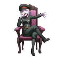 technical:grabber unknown:1girl unknown:Hat unknown:Shalltear_Bloodfallen unknown:Solo unknown:belt unknown:boots unknown:high_boots unknown:military unknown:military_uniform unknown:official_art unknown:overlord_(maruyama) unknown:red_eyes unknown:silver_hair unknown:sitting_on_chair unknown:tagme unknown:tanya_degurechaff_(cosplay) unknown:transparent_background unknown:uniform unknown:vampire unknown:white_hair unknown:youjo_senki // 1024x1024 // 142.0KB
