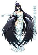 character:albedo copyright:overlord_(maruyama) general:1girl general:ahoge general:bare_shoulders general:black_hair general:black_wings general:breasts general:character_sheet general:cleavage general:concept_art general:demon_girl general:detached_collar general:dress general:expressions general:female general:full_body general:gloves general:hip_vent general:horns general:large_breasts general:long_hair general:long_legs general:low_wings general:multiple_views general:off-shoulder_dress general:off_shoulder general:simple_background general:smile general:very_long_hair general:white_background general:white_dress general:white_gloves general:wings general:yellow_eyes metadata:official_art tagme technical:grabber // 685x988 // 594.5KB