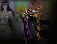 character:ainz_ooal_gown technical:grabber unknown:OVERLORD unknown:アインズ unknown:オーバーロード unknown:オーバーロード(アニメ) // 2500x1934 // 1.9MB