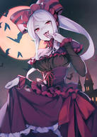 artist:ataruman character:shalltear_bloodfallen copyright:overlord_(maruyama) general:1girl general::d general:bangs general:bat general:bow general:breasts general:capelet general:castle general:dress general:fangs general:finger_to_mouth general:frilled_dress general:frills general:full_moon general:gothic_lolita general:hair_bow general:hand_to_own_mouth general:holding_skirt general:lolita_fashion general:long_hair general:long_sleeves general:looking_at_viewer general:looking_down general:medium_breasts general:moon general:night general:night_sky general:open_mouth general:pale_skin general:ponytail general:purple_bow general:purple_dress general:red_eyes general:silver_hair general:sky general:smile general:solo general:striped general:striped_bow general:swept_bangs general:teeth general:tongue general:tongue_out general:vampire general:very_long_hair metadata:absurdres metadata:highres technical:grabber // 2311x3250 // 2.3MB