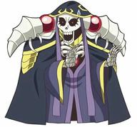 character:ainz_ooal_gown // 552x512 // 42.5KB