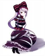 character:shalltear_bloodfallen copyright:overlord_(maruyama) general:1girl general:blush general:bonnet general:bow general:dress general:female general:frilled_dress general:frills general:gothic_lolita general:lolita_fashion general:long_hair general:looking_at_viewer general:red_eyes general:riwer general:silver_hair general:smile general:solo medium:high_resolution medium:simple_background medium:very_high_resolution medium:white_background tagme technical:grabber // 2456x3000 // 2.3MB
