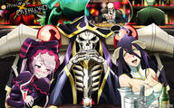 character:ainz_ooal_gown character:albedo character:shalltear_bloodfallen copyright:overlord_(maruyama) general:1boy general:2girls general:blush general:breasts general:female general:male general:multiple_girls medium:16:10_aspect_ratio medium:high_resolution technical:grabber // 1920x1200 // 1.7MB