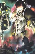 Series:Overlord artist:so-bin character:narberal_gamma technical:grabber // 1395x2120 // 349.3KB