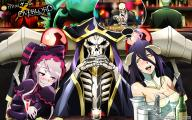 character:ainz_ooal_gown character:albedo character:cocytus_(overlord) character:demiurge character:sebas_tian copyright:overlord_(maruyama) general:black_hair general:blush general:demon_girl general:demon_horns general:gothic_lolita general:horns general:lolita_fashion general:open_mouth general:silver_hair general:skeleton general:smile metadata:highres tagme technical:grabber // 1920x1200 // 1.6MB