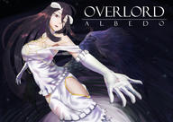 character:albedo technical:grabber unknown:OVERLORD unknown:オーバーロード unknown:オーバーロード(アニメ) unknown:手袋 // 1403x992 // 921.3KB
