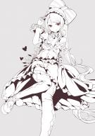 artist:zzzzxxx2010nian character:shalltear_bloodfallen copyright:madhouse copyright:overlord_(maruyama) general:arm_support general:bow general:butterfly general:dress general:fang_(fangs) general:flower_(flowers) general:girl general:goth-loli general:gothic general:insect general:large_bow general:lolita_fashion general:lolita_hairband general:mantle general:mary_janes general:monochrome general:pantyhose general:payot general:ponytail general:red_eyes general:rose_(roses) general:shoes general:single general:sitting general:sketch general:slit_pupils general:tall_image general:vampire general:very_long_hair general:white_hair general:white_rose tagme technical:grabber // 1000x1414 // 674.5KB