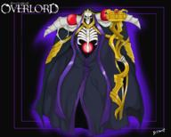 character:ainz_ooal_gown technical:grabber unknown:OVERLORD unknown:アイ unknown:オーバーロード unknown:オーバーロード(アニメ) unknown:モモンガ(オーバーロード) unknown:モモンガ(オーバーロード)momonnga unknown:ンズ・ウール・ゴウン // 1024x819 // 747.0KB