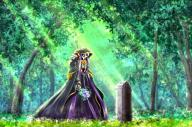 artist:910pan character:ainz_ooal_gown copyright:overlord_(maruyama) general:1boy general:bouquet general:day general:dress general:flower general:forest general:holding general:holding_bouquet general:hood general:lich general:long_dress general:long_hair general:nature general:outdoors general:solo general:standing general:sunlight general:tombstone general:tree general:white_flower meta:commentary_request tagme technical:grabber // 1128x750 // 1.3MB