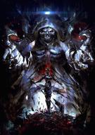 character:ainz_ooal_gown character:albedo copyright:overlord_(maruyama) general:armor general:red_eyes general:skeleton general:skull metadata:official_art metadata:tagme tagme technical:grabber // 566x800 // 171.9KB