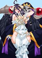 character:ainz_ooal_gown character:albedo copyright:overlord_(maruyama) general:armor general:big_breasts general:black_hair general:blush general:bone general:breast_grab general:breast_squish general:breasts general:demon general:duo general:feathered_wings general:feathers general:female general:fingering general:horn general:lich general:long_hair general:male general:nipple_slip general:nipples general:open_mouth general:penetration general:pxjirou general:skeleton general:undead general:voluptuous general:wide_hips general:wings technical:grabber // 800x1110 // 240.9KB