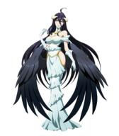 character:albedo technical:grabber unknown:1girl unknown:absurdres unknown:ahoge unknown:bare_shoulders unknown:black_hair unknown:black_wings unknown:breasts unknown:character_sheet unknown:cleavage unknown:demon_girl unknown:detached_collar unknown:dress unknown:expressions unknown:female_focus unknown:full_body unknown:gloves unknown:highres unknown:hip_vent unknown:horns unknown:langrisser unknown:langrisser_mobile unknown:large_breasts unknown:long_hair unknown:long_legs unknown:low_wings unknown:multiple_views unknown:off-shoulder_dress unknown:off_shoulder unknown:official_art unknown:overlord_(maruyama) unknown:simple_background unknown:smile unknown:very_long_hair unknown:white_background unknown:white_dress unknown:white_gloves unknown:wings unknown:yellow_eyes // 4800x5500 // 4.0MB