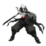 technical:grabber unknown:1boy unknown:Ainz_Ooal_Gown unknown:Solo unknown:chains unknown:cuffs unknown:full_body unknown:official_art unknown:orb unknown:overlord_(maruyama) unknown:pants unknown:red_eyes unknown:shackles unknown:shield unknown:skeleton unknown:sword unknown:tagme unknown:transparent_background unknown:weapon // 1024x1024 // 416.1KB
