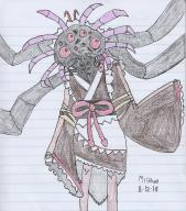 tagme technical:grabber unknown:Entoma unknown:エントマ unknown:エントマの素顔 unknown:エントマ・ヴァシリッサ・ゼータ unknown:オーバーロード unknown:オーバーロード(アニメ) unknown:虫 // 1669x1895 // 1.2MB