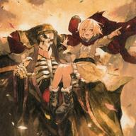 character:ainz_ooal_gown character:evileye copyright:overlord_(maruyama) // 1024x1023 // 485.6KB