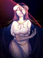 character:albedo technical:grabber unknown:Albedo(Overlord) unknown:OVERLORD unknown:オーバーロード // 1668x2224 // 1.4MB