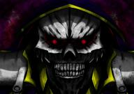 character:ainz_ooal_gown copyright:overlord_(maruyama) general:glowing general:glowing_eyes general:skull medium:high_resolution medium:very_high_resolution meta:tagme tagme technical:grabber // 3507x2480 // 2.1MB