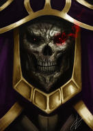 technical:grabber unknown:Ainz unknown:Gown unknown:OVERLORD unknown:Ooal // 2480x3508 // 7.3MB