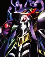 character:ainz_ooal_gown copyright:overlord_(maruyama) general:1boy general:glowing general:glowing_eyes general:male general:skeleton general:solo medium:high_resolution medium:official_art tagme technical:grabber // 1291x1600 // 912.3KB